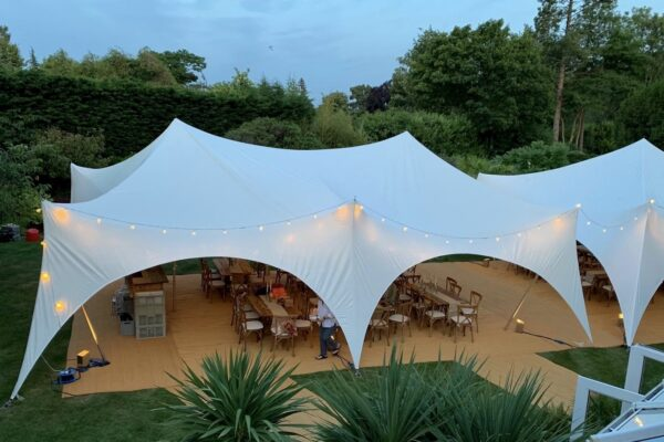 Capri Marquee Hire Kent, Sussex, Surrey and Essex 2